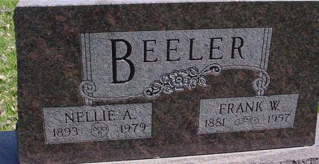 BEELER, FRANK & NELLIE - Sac County, Iowa | FRANK & NELLIE BEELER
