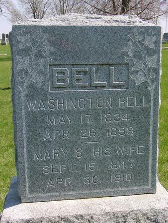 BELL, WASHINGTON & MARY - Sac County, Iowa | WASHINGTON & MARY BELL