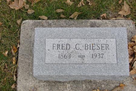 BIESER, FRED C. - Sac County, Iowa   FRED C. BIESER