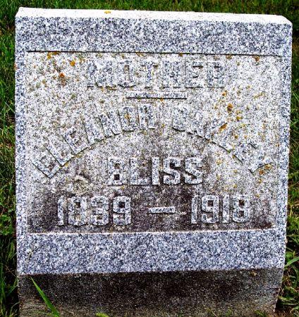 OAKLEY BLISS, ELEANOR - Sac County, Iowa | ELEANOR OAKLEY BLISS
