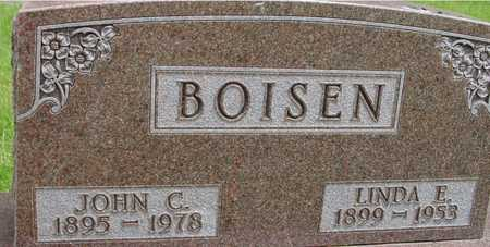 BOISEN, JOHN & LINDA - Sac County, Iowa | JOHN & LINDA BOISEN