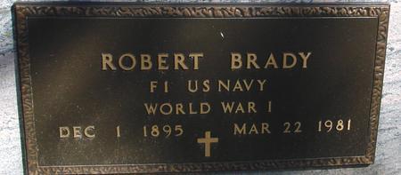 BRADY, ROBERT - Sac County, Iowa | ROBERT BRADY