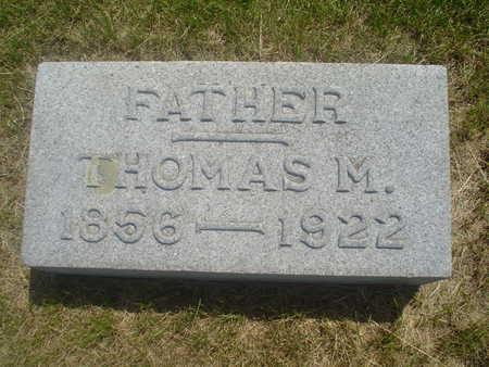 BROGAN, THOMAS - Sac County, Iowa   THOMAS BROGAN