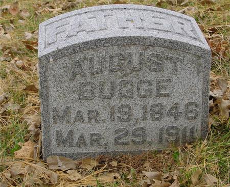 BUGGE, AUGUST - Sac County, Iowa   AUGUST BUGGE