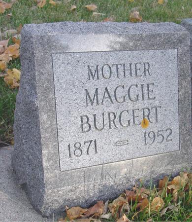 BURGERT, MAGGIE - Sac County, Iowa | MAGGIE BURGERT