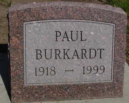 BURKARDT, PAUL - Sac County, Iowa | PAUL BURKARDT