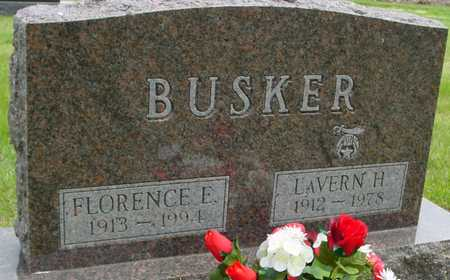 BUSKER, LAVERN & FLORENCE - Sac County, Iowa | LAVERN & FLORENCE BUSKER
