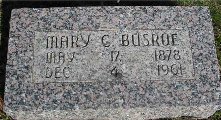 BUSROE, MARY C. - Sac County, Iowa | MARY C. BUSROE