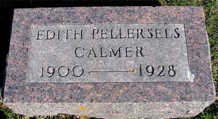 PELLERSELS CALMER, EDITH - Sac County, Iowa | EDITH PELLERSELS CALMER