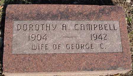CAMPBELL, DOROTHY - Sac County, Iowa | DOROTHY CAMPBELL