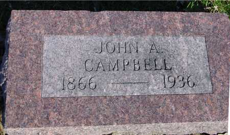 CAMPBELL, JOHN A. - Sac County, Iowa | JOHN A. CAMPBELL