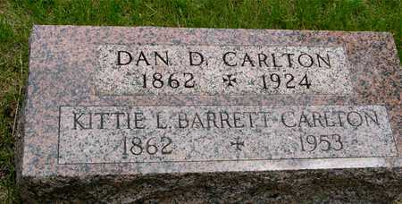 CARLTON, DAN & KITTIE L. - Sac County, Iowa | DAN & KITTIE L. CARLTON
