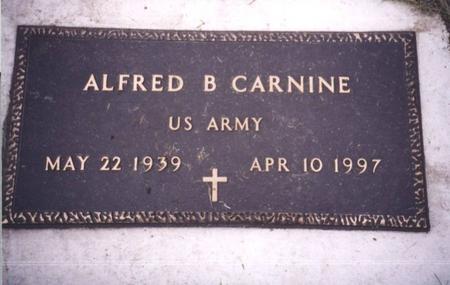 CARNINE, ALFRED  B. - Sac County, Iowa | ALFRED  B. CARNINE