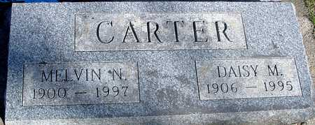 CARTER, MELVIN & DAISY - Sac County, Iowa | MELVIN & DAISY CARTER