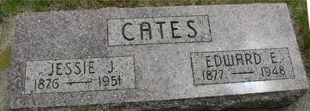 CATES, EDWARD & JESSIE - Sac County, Iowa | EDWARD & JESSIE CATES