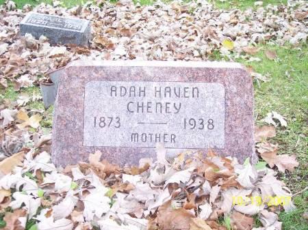CHENEY, ADAH - Sac County, Iowa | ADAH CHENEY