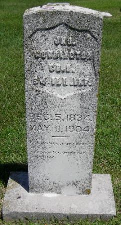 CODDINGTON, JOHN - Sac County, Iowa | JOHN CODDINGTON