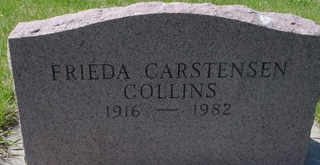 COLLINS, FRIEDA - Sac County, Iowa | FRIEDA COLLINS