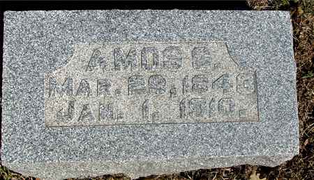 COMSTOCK, AMOS S. - Sac County, Iowa | AMOS S. COMSTOCK