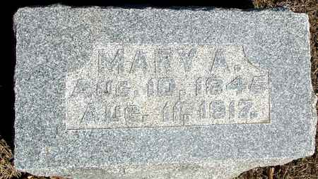 COMSTOCK, MARY A. - Sac County, Iowa | MARY A. COMSTOCK