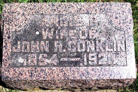 CONKLIN, ANGIE B - Sac County, Iowa | ANGIE B CONKLIN