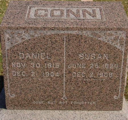 CONN, DANIEL & SUSAN - Sac County, Iowa | DANIEL & SUSAN CONN