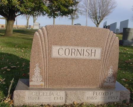 CORNISH, FLOYD & CECELIA - Sac County, Iowa | FLOYD & CECELIA CORNISH