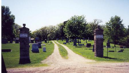 CORY GROVE, CEMETERY - Sac County, Iowa | CEMETERY CORY GROVE
