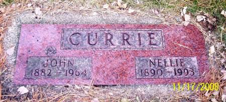 CURRIE, NELLIE - Sac County, Iowa | NELLIE CURRIE