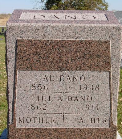 DANO, AL & JULIA - Sac County, Iowa | AL & JULIA DANO