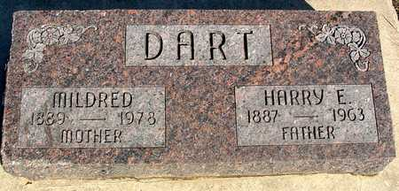 DART, HARRY & MILDRED - Sac County, Iowa | HARRY & MILDRED DART