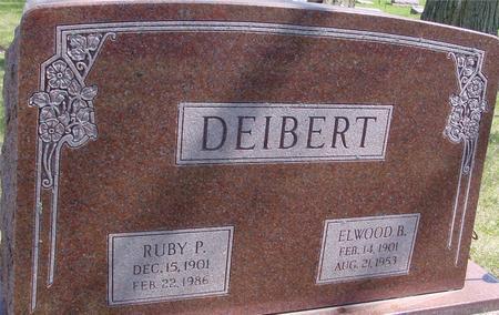 DEIBERT, ELWOOD & RUBY - Sac County, Iowa | ELWOOD & RUBY DEIBERT