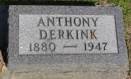 DERKINK, ANTHONY - Sac County, Iowa | ANTHONY DERKINK