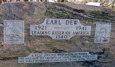 DEW, EARL - Sac County, Iowa | EARL DEW