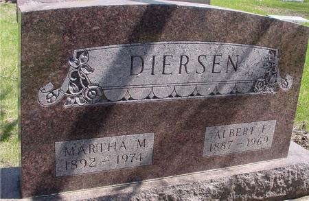 DIERSEN, ALBERT & MARTHA - Sac County, Iowa | ALBERT & MARTHA DIERSEN
