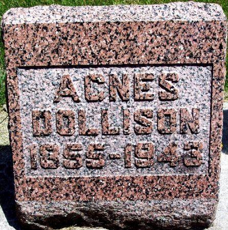 DOLLISON, AGNES - Sac County, Iowa | AGNES DOLLISON