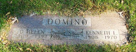 DOMINO, D HELEN - Sac County, Iowa | D HELEN DOMINO