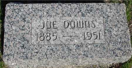 DOWNS, JOE - Sac County, Iowa | JOE DOWNS