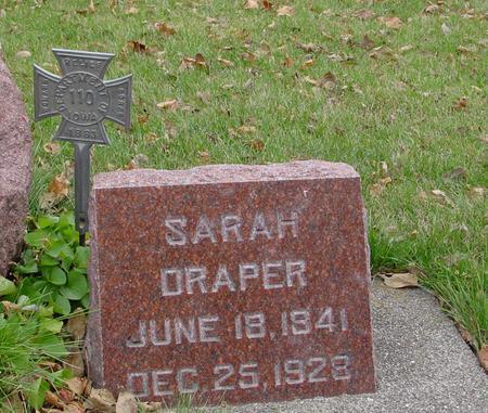 DRAPER, SARAH - Sac County, Iowa | SARAH DRAPER
