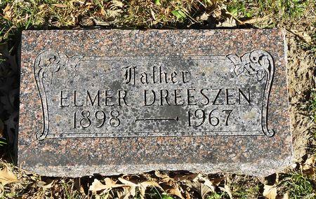 DREESZEN, ELMER DAVID - Sac County, Iowa   ELMER DAVID DREESZEN