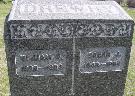 DREWRY, WILLIAM PEPPER - Sac County, Iowa | WILLIAM PEPPER DREWRY