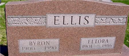 ELLIS, BYRON & ELTORA - Sac County, Iowa | BYRON & ELTORA ELLIS