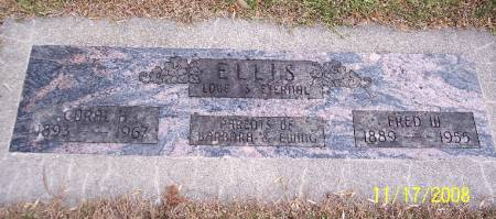 BAICHTAL ELLIS, CORAL HESTER - Sac County, Iowa | CORAL HESTER BAICHTAL ELLIS