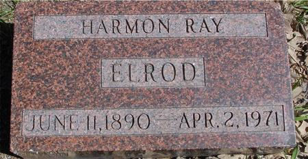 ELROD, HARMON RAY - Sac County, Iowa | HARMON RAY ELROD