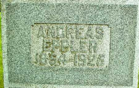 EPPLER, ANDREAS - Sac County, Iowa | ANDREAS EPPLER