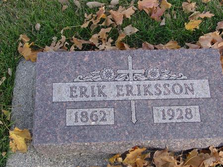 ERIKSSON, ERIK - Sac County, Iowa | ERIK ERIKSSON