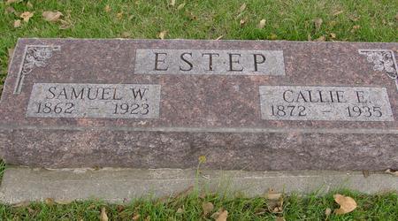 ESTEP, SAMUEL & CALLIE - Sac County, Iowa | SAMUEL & CALLIE ESTEP