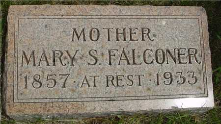 FALCONER, NELLIE M. - Sac County, Iowa | NELLIE M. FALCONER