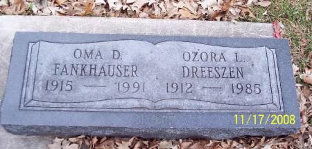 DREESZEN, OZORA L - Sac County, Iowa | OZORA L DREESZEN