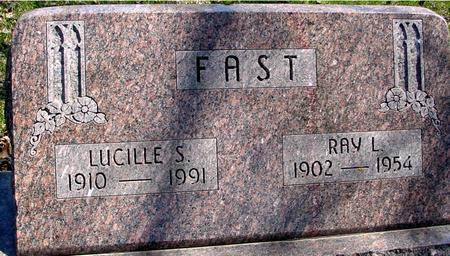 FAST, RAY & LUCILLE S. - Sac County, Iowa | RAY & LUCILLE S. FAST
